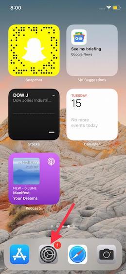 Как включить защиту конфиденциальности почты в iOS 15 на iPhone