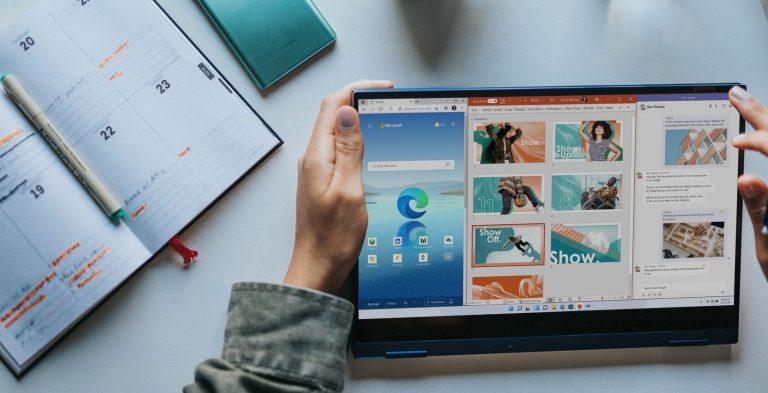 Как будет работать на планшете с Windows 11?