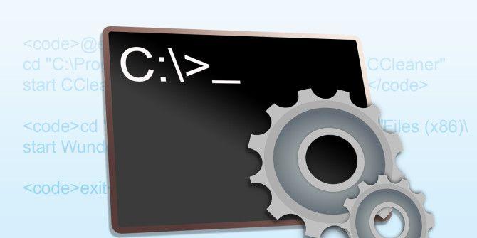 Как запустить несколько программ с помощью одного ярлыка в Windows 10