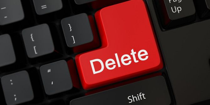 Как удалить файл, используемый другой программой в Windows 10