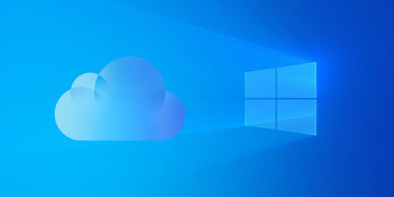 Как использовать iCloud на ПК с Windows