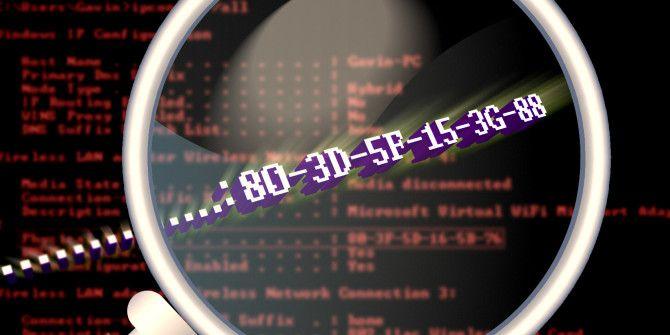 Как узнать MAC-адрес на вашем ПК с Windows