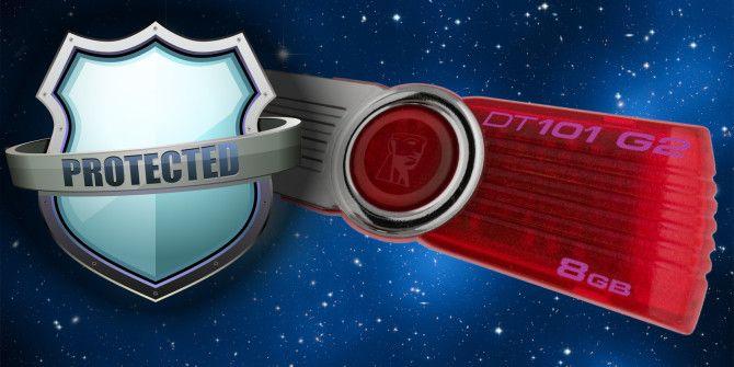 Как отформатировать USB-накопитель с защитой от записи