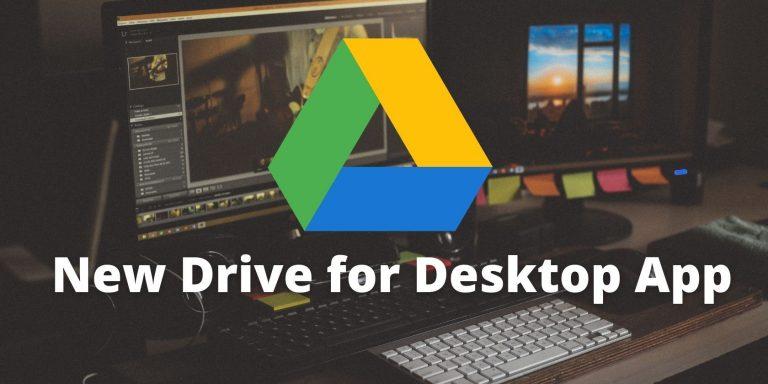 Новое приложение Google Диск для ПК упрощает синхронизацию файлов и фотографий