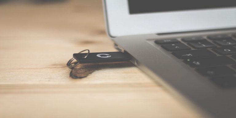 Как создать образ вашего USB-накопителя