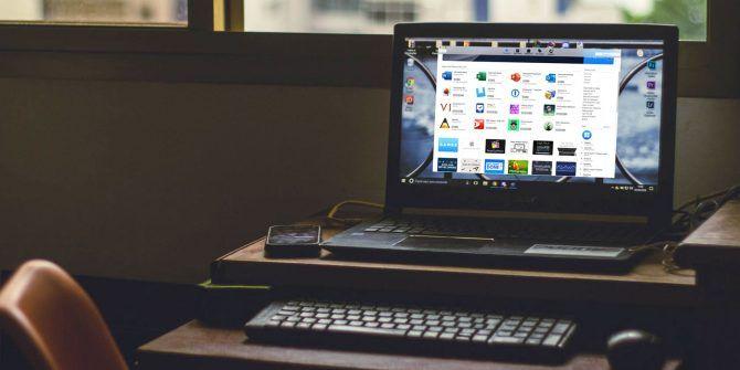 Как запускать приложения Mac в Windows 10