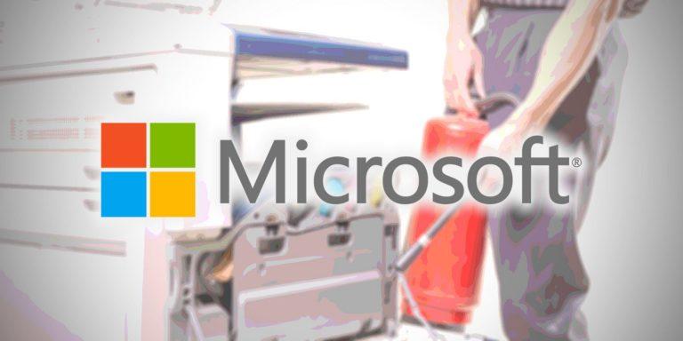Microsoft советует пользователям отключить буферизацию принтеров, чтобы защититься от уязвимостей нулевого дня