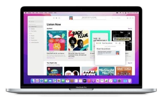 Как использовать Quick Note в macOS Monterey на Mac