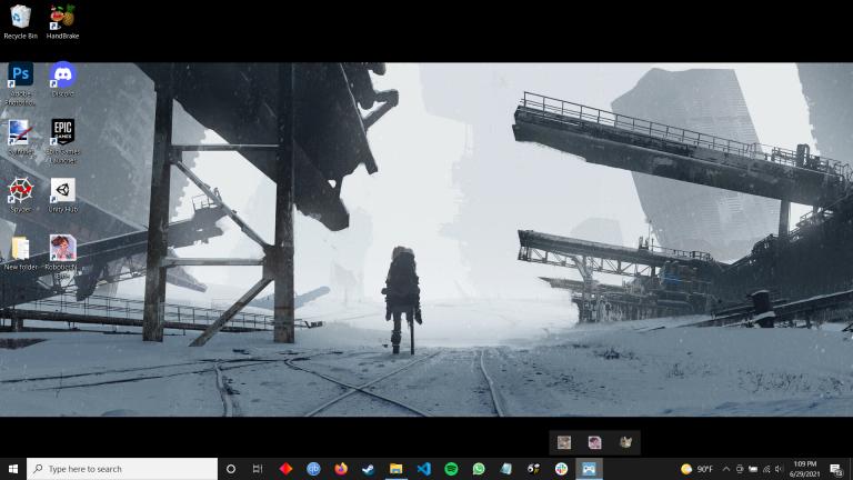 Как группировать приложения на панели задач в Windows 10 с помощью панели задач