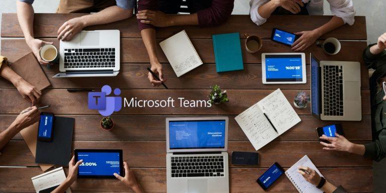 Как добавить или изменить изображение профиля в Microsoft Teams