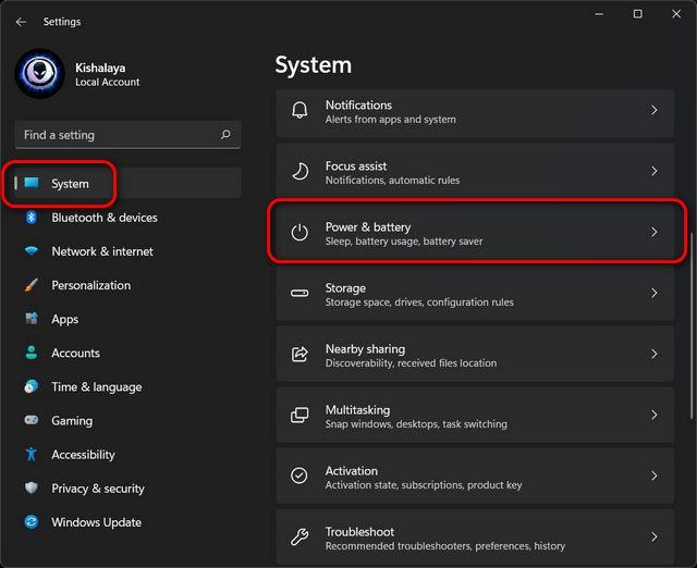 Как изменить настройки режима питания в Windows 11 (2021 г.)
