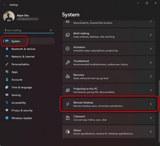 Как включить удаленный рабочий стол в Windows 11 [4 метода]