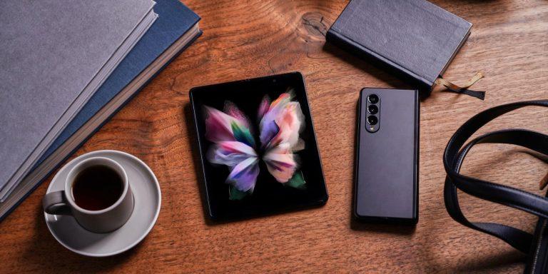 6 лучших характеристик Samsung Galaxy Z Fold 3