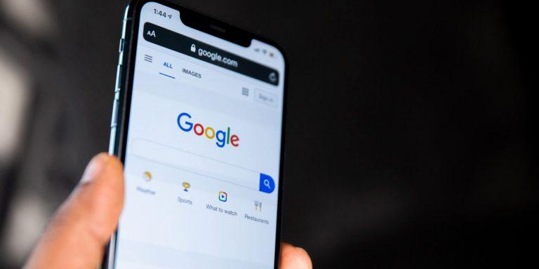 Как безопасно войти в Google с помощью телефона