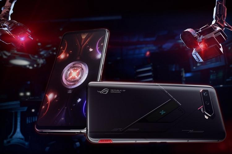 Как получить живые обои ROG Phone 5s на любом телефоне Android