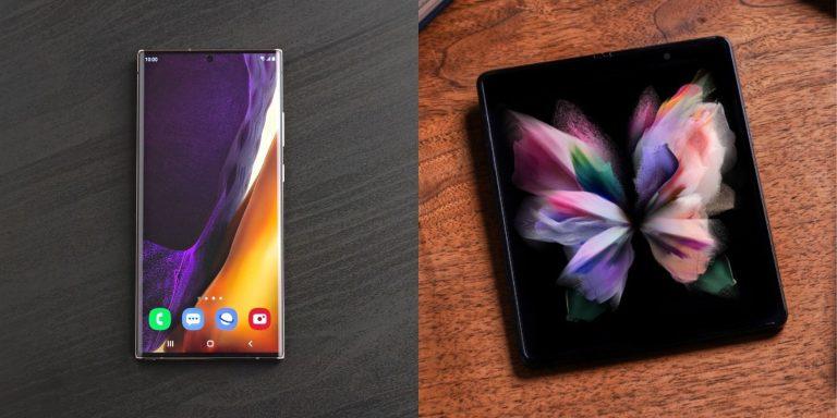 Почему мы обменяли Galaxy Z Fold 3 на Galaxy Note 21 Ultra