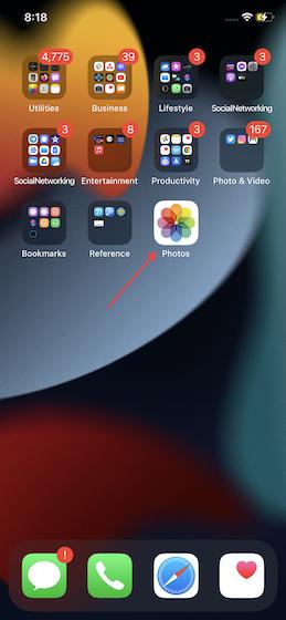 Как просматривать метаданные фотографий на iPhone и iPad