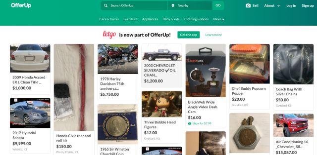 10 таких сайтов, как Craigslist, для покупки и продажи подержанных вещей (2021 г.)