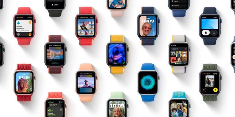 Как установить бета-версию watchOS 8 на Apple Watch