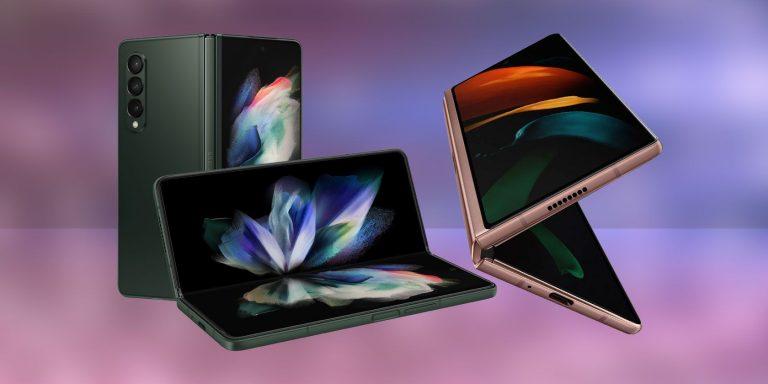 Samsung Galaxy Z Fold 3 против Galaxy Z Fold 2: в чем разница?
