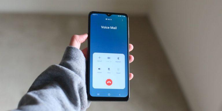 Как настроить голосовую почту на Android