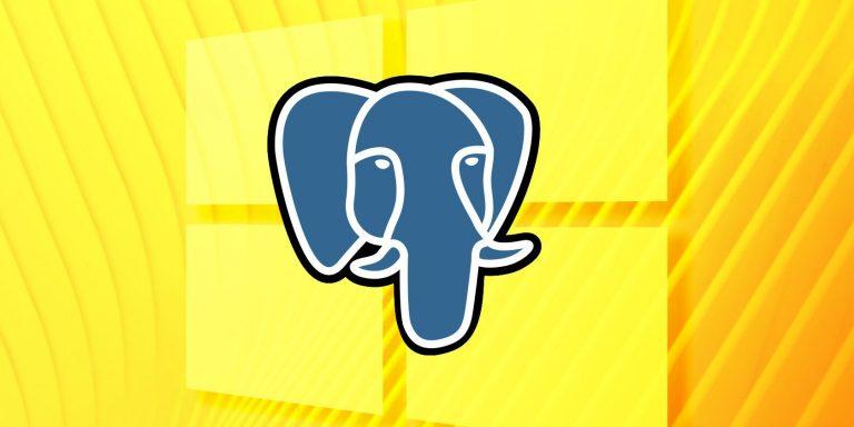 Пошаговое руководство по установке PostgreSQL в Windows