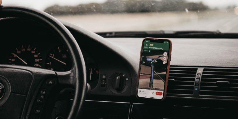 Как использовать Android Auto для навигации по бездорожью