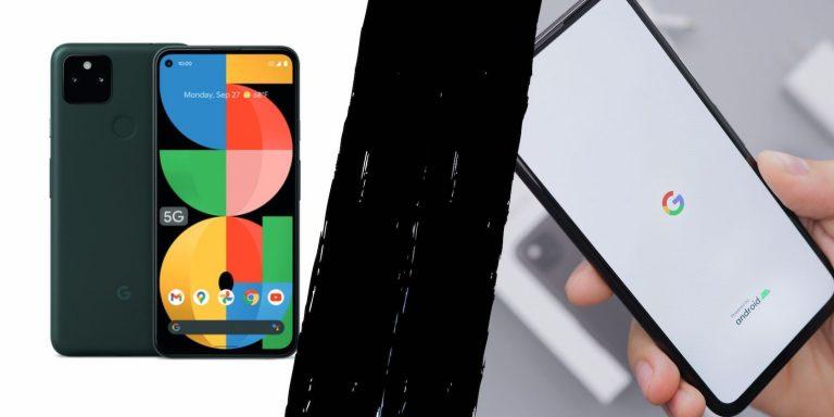 Google Pixel 5a против Pixel 4a: в чем разница?
