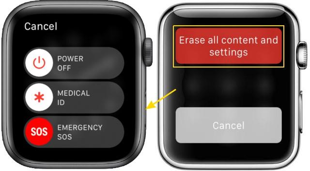 Забыли пароль Apple Watch?  Вот как его сбросить без потери данных