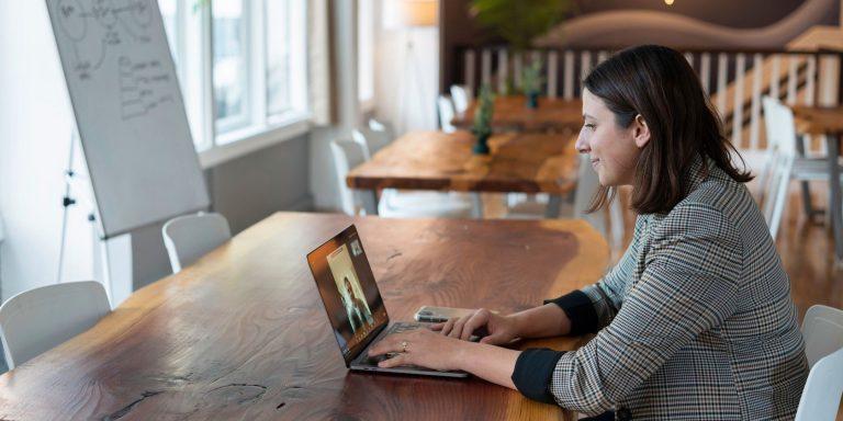 Как провести видеоконференцию в Microsoft Teams