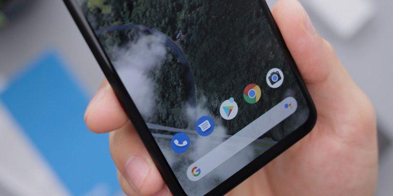 Как закреплять разговоры в сообщениях Google на Android