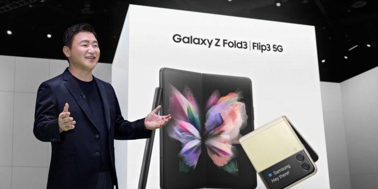Почему Samsung нужны складные телефоны для успеха