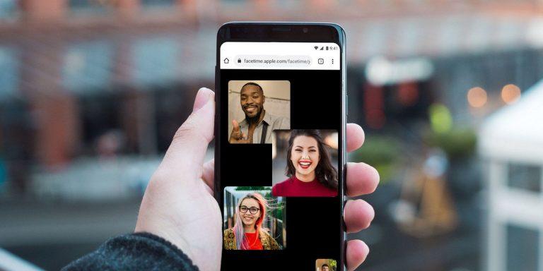 Как использовать FaceTime на Android