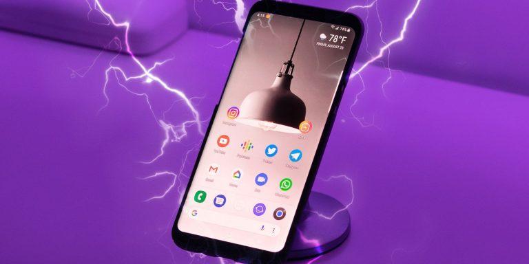 Как отключить быструю проводную и беспроводную зарядку на телефонах Samsung Galaxy