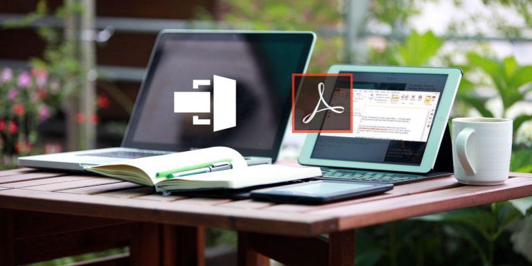 7 способов исправить Windows Microsoft Print to PDF Tool