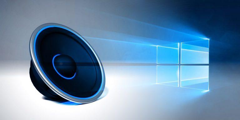 4 способа открыть настройки звука на ПК с Windows
