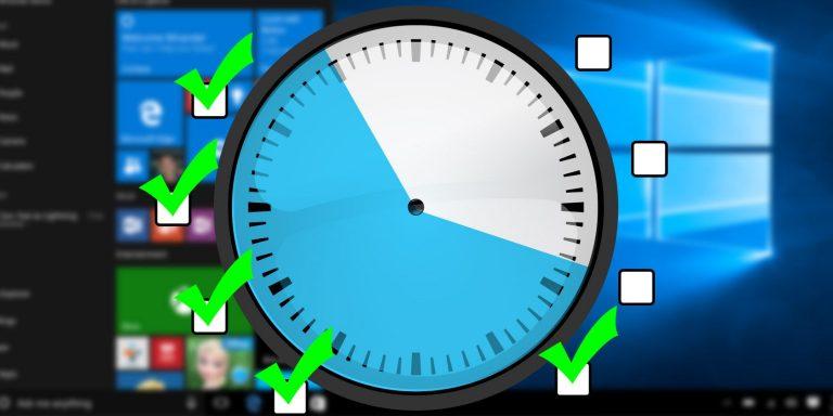 Как отключить запланированные задачи в Windows 10